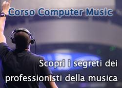corso musica elettronica